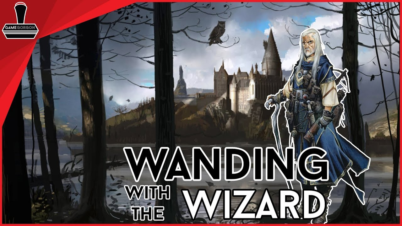Pathfinder 2E Play Test Wanding with the Wizard | GameGorgon