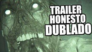 Outlast 2 ( Trailer Honesto Dublado Pt-Br )