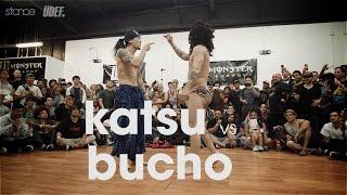 Katsu vs Bucho // .stance x udeftour.org // Van Jam III