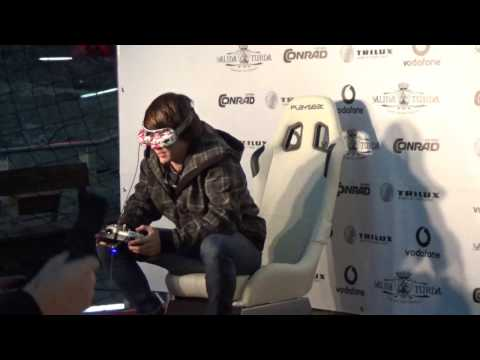 Drone Champions League - Salina Turda, 19.11.16