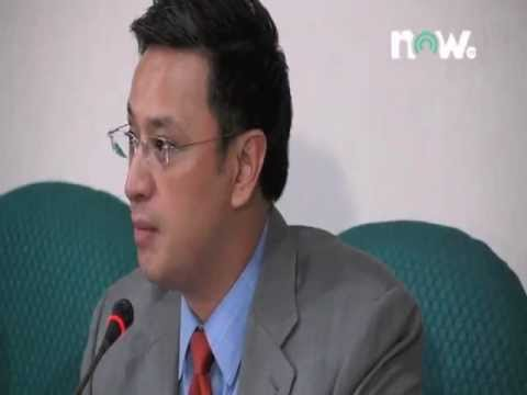 Press Conference: Prosecutor Atty. Niel Tupas Jr. and Atty. Miro Quimbo (Part 1) 01-30-12