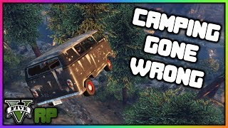 GTA 5 Roleplay - Camping Trip Gone Wrong | RedlineRP #43