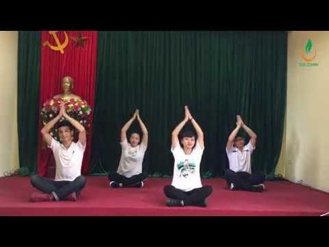 Liên hoan Dân vũ Quốc tế TP Hà Nội 2016: Dân vũ Bắc Kim Thang - HanoiADC