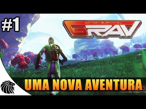 GRAV: Uma Nova Aventura #1 [PT-BR]   @BitMonsterGames