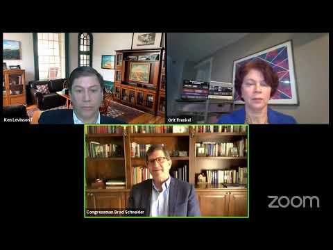 WITA Webinar: Discussion with Congressman Brad Schneider (D-IL)