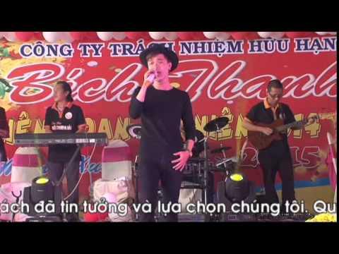 MC ÚT MÂP 2015 - THANH DUY -  BAND BẾN THƯỢNG HẢI