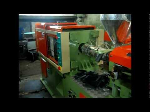 Used plastic injection moulding machine in delhi