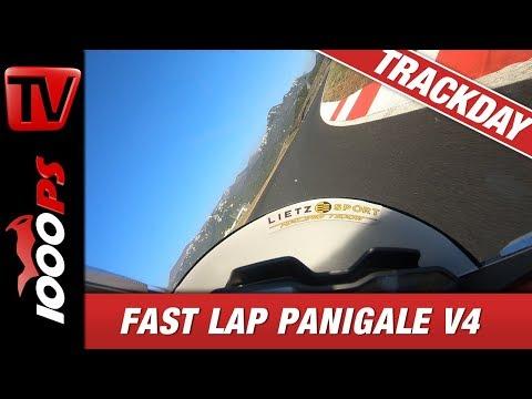 Onboard Racetrack Rijeka Fast Lap Panigale V4 2018