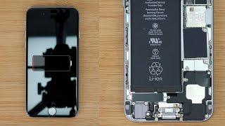 iPhone 6 Akku wechseln/tauschen-Ruben Orḟeo 4K