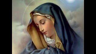 تراتيل السيدة مريم العذراء Hymns Of The Virgin Mary Youtube