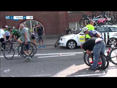 Tour of Denmark / Post Danmark Rundt 2015 - Stage 06 - [FULL Stage]