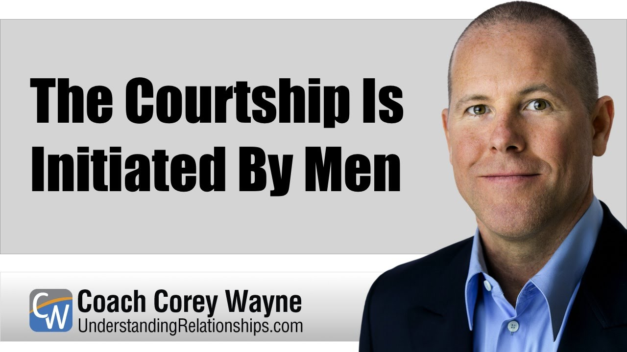 Download The Courtship Is Initiated By Men