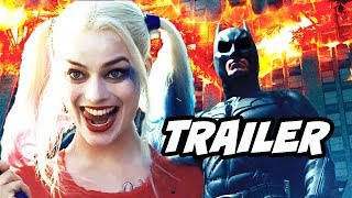Batman Harley Quinn Series Full online and Red Hood Explained by Robin
