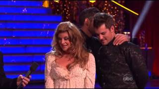 Dancing With the Stars Season 15  Week 8 Kirstie Alley & Maks Chmerkovskiy w  Tristan M    Paso