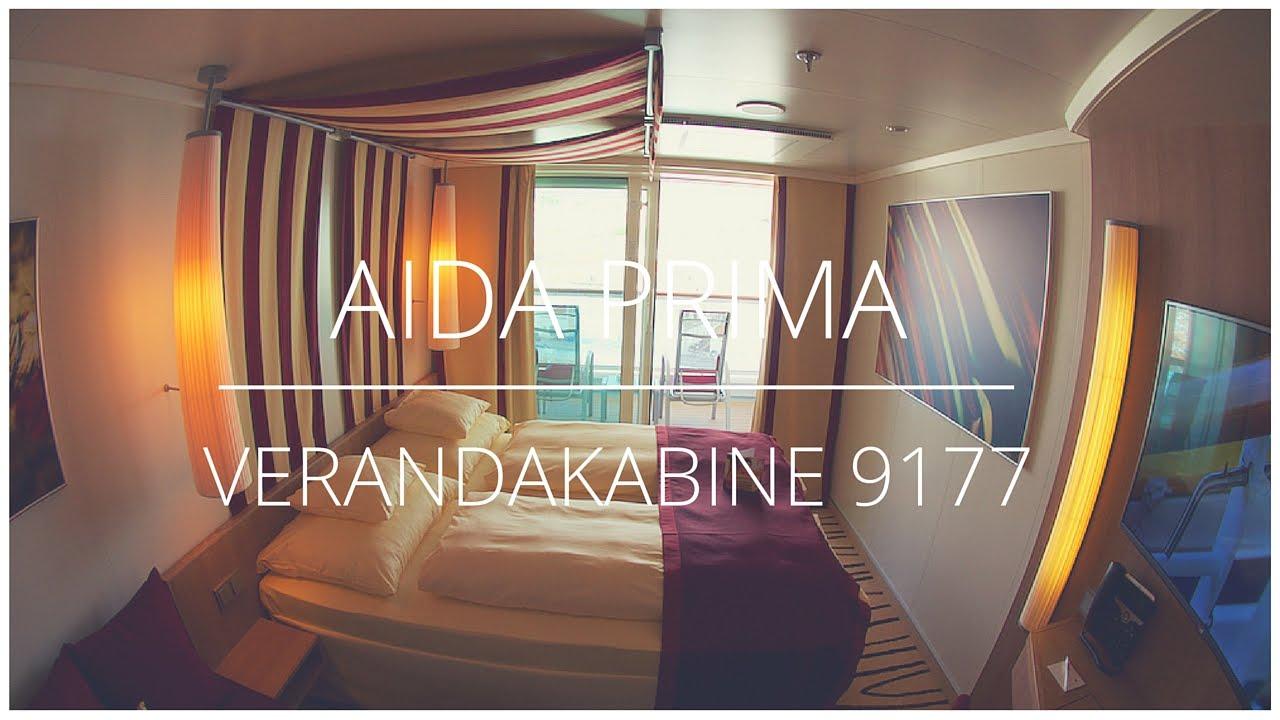 aidaprima verandakabine komfort 9177 begehbarer. Black Bedroom Furniture Sets. Home Design Ideas