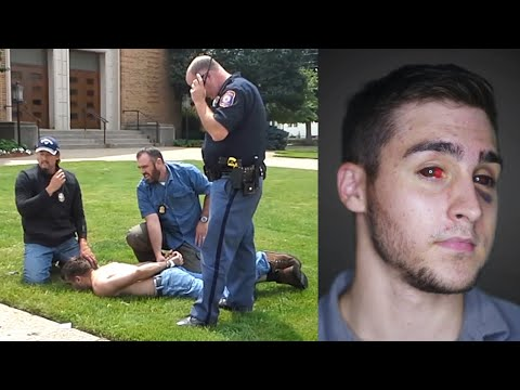 Officers Nearly Beat Innocent College Student to Death—Then Claim Immunity from All Accountability