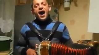 Цыган Забар поет под Гармошку Романэ Гиля