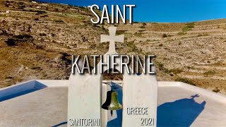 Destination Santorini,Greece.Saint Katherine ultra HD!