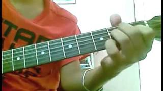 learn WOH LAMHE on guitar