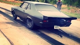 BEST of muscle car DRAG #3 ( STREET OUTLAWS ) ( PURE SOUND )