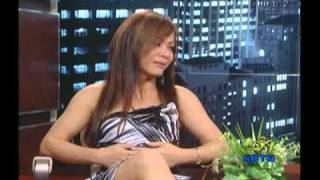 DI YEN QUYNH  Interview On GIANG NGOC Show SBTN-Part 1