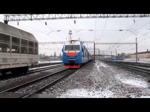 Воронеж.Станция Придача