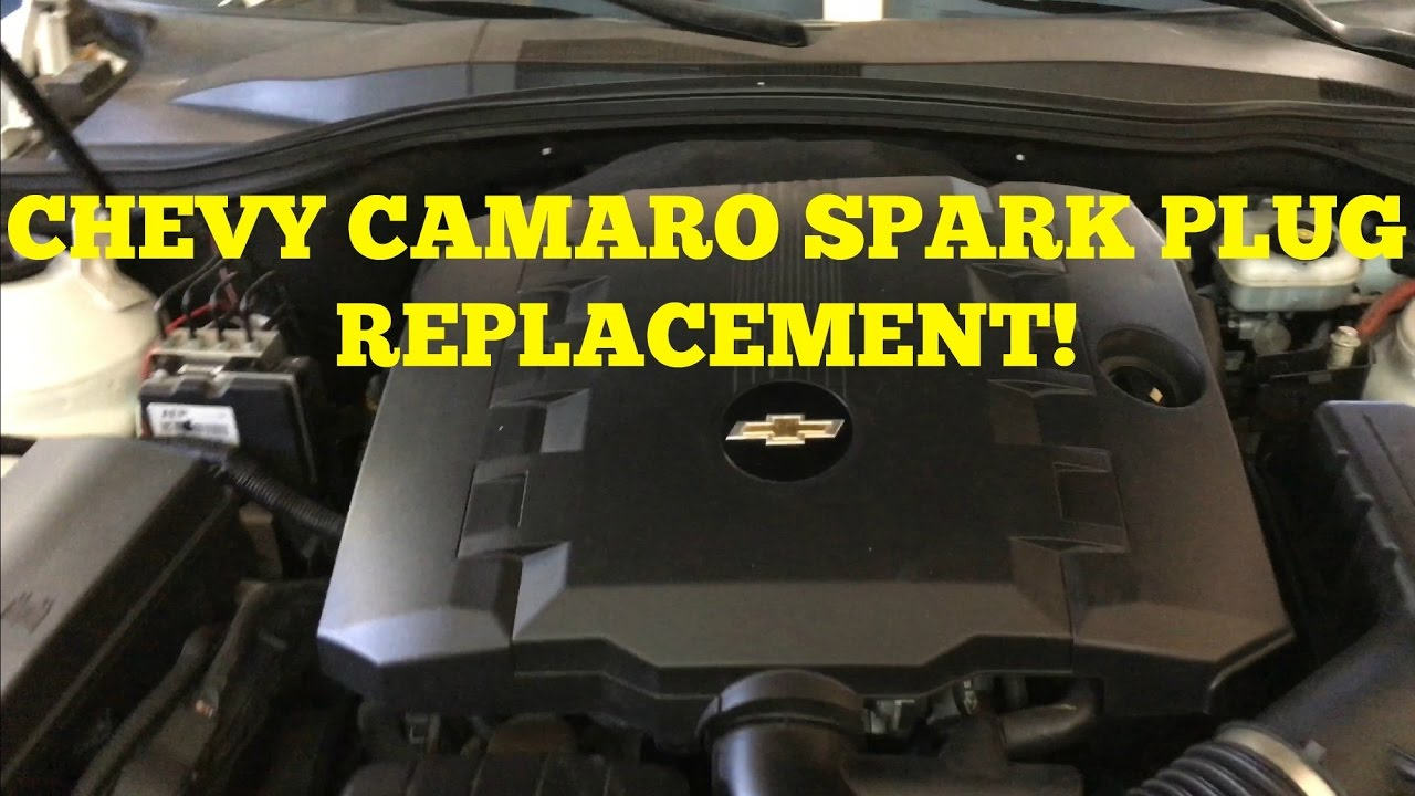 Chevy Camaro Spark Plug Dyi Replacement Youtube 2010 Ss Engine Wiring Diagram
