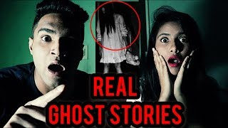 Our Real GHOST Experiences..(Do NOT Watch This ALONE)