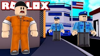MAXIMUM SECURITY PRISON ESCAPE! | Roblox Gameplay