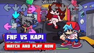 Friday Night Funkin' vs Kapi · FNF Mod [HTML5 Online Port] · Gameplay