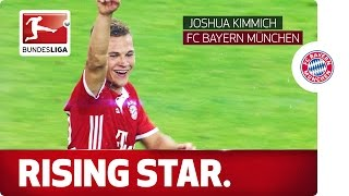 Joshua Kimmich – Germany's Rising Star