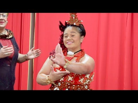 Hau 'oe 'Otu Tonga - Miss Tau'olunga Pre-teen - Erya Tu'ihalangingie - Art Of Tau'olunga Showcase