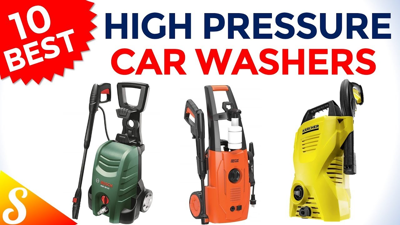 10 Best High Pressure Car Washers In India With Price Top Car