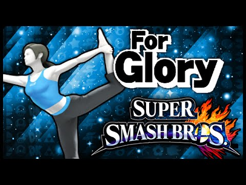Super Smash Bros. for 3DS - For Glory! (Wii Fit Trainer)