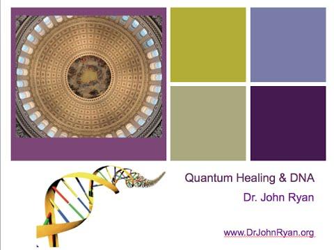 Quantum DNA & Unity Field Healing