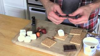 Campfire Camping Desserts : Managing Your Kitchen