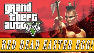 GTA 5: Easter Eggs | NEW Red Dead Redemption Easter Egg & Reference! (GTA 5 Easter Eggs)