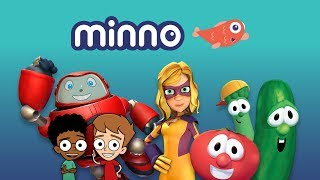 Minno: Stories Kids Love, Values Parents Trust