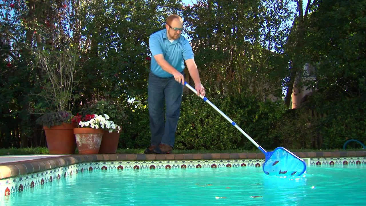 Watch How to Close Your Swimming Pool for the Winter video