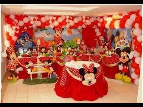 Decoracion con globos para fiestas infantiles youtube for Decoracion verano para jardin infantil