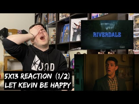 Download RIVERDALE - 5x13 'RESERVOIR DOGS' REACTION (1/2)