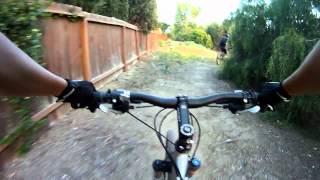 New Motobecane Fantom 29er Pro at Fullerton Loop