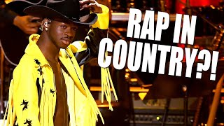 Lil Nas X 'Old Town Road' + Country's Secret Hip-Hop Love Affair