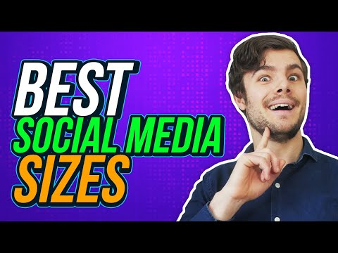 The Best Social Media Video And Image Sizes (2019 Easy Guide)