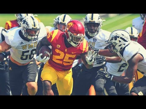 Best Backfield in College Football USC Ronald Jones II & Stephen Carr