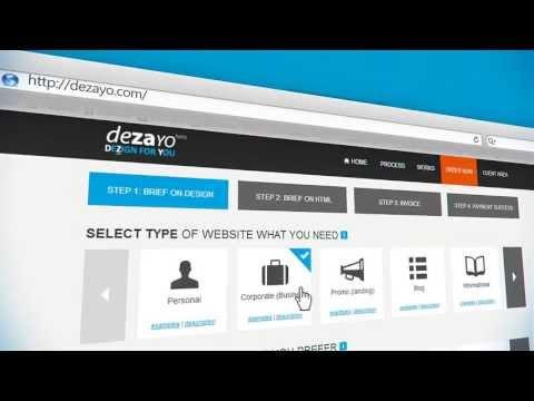 Dezayo - custom design agency