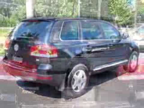 SOLD - 2006 Volkswagen Touareg V6 01501 Patrick Motors Vw Sa