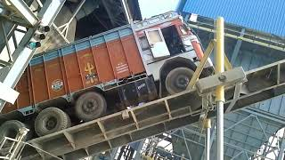 cement factory video truck loading system | Cement manufacturing  Factory Fully Automatic thumbnail