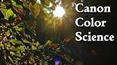 Visioncolor Picture Style test/comparison (canon 7D) - YouTube