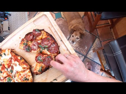Food Lab Basics: POV Foolproof No Knead Pan Pizza